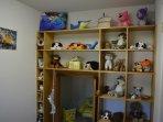Bonus Children's bedroom w/playroom off bedroom