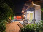 Grand condo Orchid pool villa