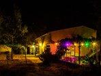La balsa by night