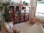 Library/ Living room