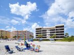 A Step Above - Don't just have a beach vacation, have an Arie Dam Madeira Beach, Florida vacation! Because you're worth...