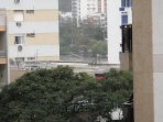 If you look through the living room window you will see the water surface of the Lagoa in front of u