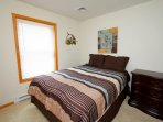 2nd Master Bedroom with Queen Bed, bathroom and walk in closet