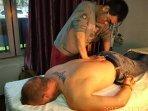 TCM Massage at apartment