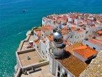 vivir en una peninsula en medio del mediterraneo
