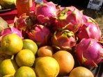 Tropical Fruits at a nearby market
