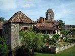 Visites a proximité: Saint Jean de Cole