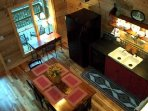 Diningroom/ Kitchen