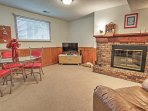 You'll feel right at home in this LaPorte vacation rental house.