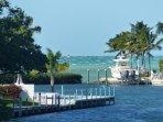 Rough Gulf but Calm Cove
