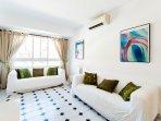 Living Room { Now has Wood Floor }