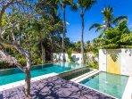 Swimming Pool - Villa Kanti Ubud Bali