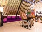 Villa kanti Ubud Library