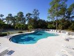 Briarwood communal pool