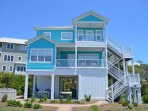 Seabreeze - Seagrass Subdivision with a private pool and is pet friendly!