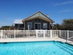 5 Bedroom Beach Front Home with Private Pool!!