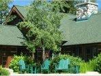 Spring Mountain Ranch Club House