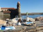 Dégustation des huîtres de port Leucate (à 20 mn)
