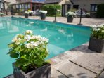 Heated Shared Outdoor Pool