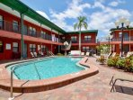 Royal Orleans #210 - Large Studio - Across from the Gulf and Redington Beach