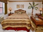 Queen Bed and Sleeper Sofa