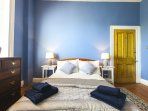 'BLUE BEDROOM' -  Double Bed