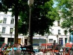 Sainte Marthe place (0,3 km)
