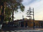 Discover the incredible neighborhood of Barranco ! Explora el increible barrio de Barranco
