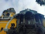Iglesia de Barranco Barranco's church