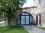 entrance apartment Glicine