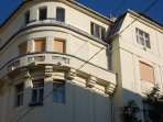 the building where the apartment located called Palatinus prince palace