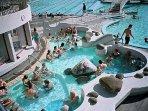 Geothermal pool - Laugardalslaug ( 20 min walk away, 1,5 km )