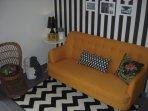 Living room. Free wi-fi.