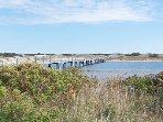 Foot Bridge Beach