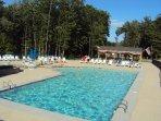 Full Size Heated Pool