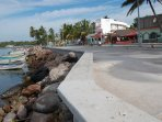 the malecon by the house