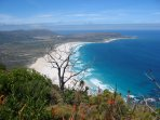 View of Noordhoek beach