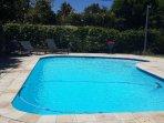 Villa Karibu - Solare heated Swimming Pool