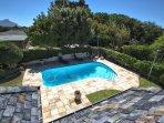 Villa Karibu - Solar heated Swimming Pool