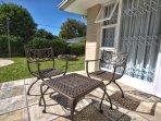 Villa Karibu - Bedroom Terrace