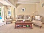 Villa Karibu - Lounge