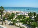 litorale spiaggia