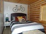 bedroom - upstairs