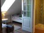 Scheunen-Doppelzimmer