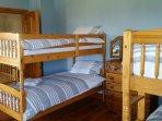 Bedroom 3 Sleeps 5