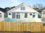 Salad Days - Luxury Dunster Beach Hut #saladdaysdunster
