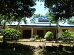 Tropische Lodge - Landhaus im Kolonialstil in den südlichen Philippinen