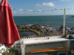 Rock Pool Café in Mousehole
