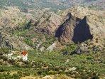 Landscape-Sarakina Gorge