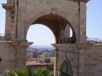 Bastione di San Remy -Cagliari